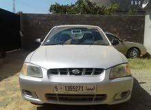 Grey Hyundai Verna 2002 for sale
