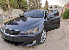 Lexus IS 250 car is available for sale, the car is in Used condition