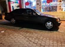 مرسيدس شبح لارج 96 وارد ياباني مميزة للبيع بدفعة واقساط