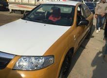 سيارة سني سامسونج موديل2008 محرك 1600 تخم تاير جديد ومحرك جديد سيارة نضيفة السعر