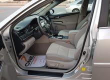 تويوتا كامري 2012 رقم1 سيارة بحاله جيدة للبيع