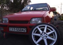 Used Opel Kadett for sale in Amman