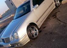 1 - 9,999 km Mercedes Benz E 200 2001 for sale
