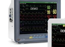 patient monitor 12 inch/ شاشة مراقبة وظائف المريض