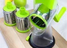 قطاعة الخضراوات  اليدوية  TUMBLING-BOX SHREDDER د