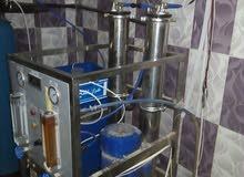 محطة تحلية مياه صحيه تعقيم بالأشعة فوق البنفسجية