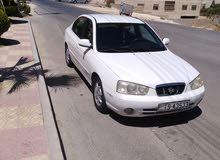 سياره هونداي إكس دي موديل 2000 للبيع