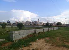 قطعة أرض مساحتها 250 متر  بمنطقة الخلة... بالقرب من السدرة
