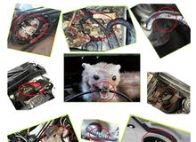 طارد الجرذان والفئران لسيارتك.