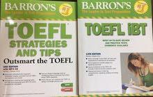 TOEFL Strategies & Tips  + TOEFL Tests