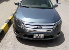 Ford Fusion 2012 For sale - Blue color