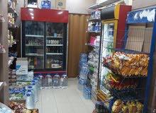 سوبر ماركت للبيع بخلو - جبل الحسين