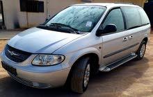 Gasoline Fuel/Power   Chrysler Voyager 2002