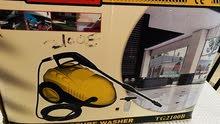 ماكينة ضغط مياة لغسيل السيارات وتنظيف المنازل