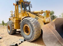 loader CATERPILLAR 966 F for sale (shovel)