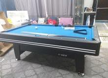 New billiard table 7,8,9,FT
