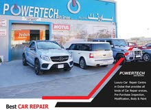 Powertech Auto Services Dubai - Best Car Repair Dubai - Car Service Expert in Dubai
