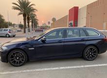 بي ام دبليو الفئة الخامسة 2017 BMW 520i هاتشباك