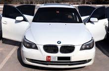 موديل BMW 530i 2007 - قابل للتفاوض