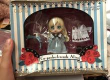 cu-poche : friends Alice  مجسم