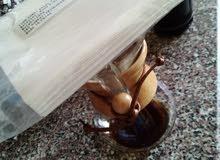 كيميكس اداة صنع القهوة + مطحنة قهوة اوتوماتيك