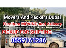 Dubai movers and packers call