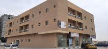 للبيع بناية بالجرف 16 بطن وظهر مساحة 9555 قدم سكني تجاري ارضي + 2 جديدة