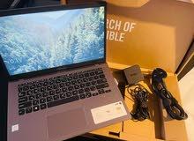 لابتوب ايسوس لون رمادي مستعمل - Asus Laptop used gray