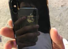 ايفونx ذاكره 256 نظافه %95 ضمان ماستر بطاريه %88 كارتونه وغراضه كامله
