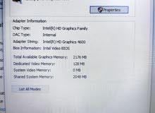 DELL latitude E6440 core i5(4th Gen) with Graphics 2GB dedicated clean good cond