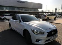 Infiniti  GCC Q50 2.0 turbo free accidents 9800 KM