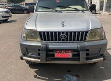 Toyota Prado 2002. V4. برادو 2002 / 4 سلندر