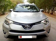 For sale -Toyota Rav4 -2018 model- Agent Maintained