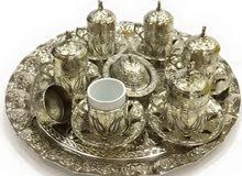 طقم قهوة تركي عثماني