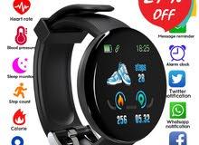 لساعات الذكيه D18 Smart Watch