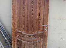 باب خشبي