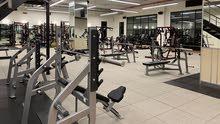 تركيب جميع أنظمة ارضيات اللياقة البدنية والجيم
