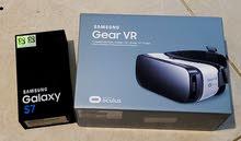 جالكسي اس7 مع نظارة الواقع الافتراضي