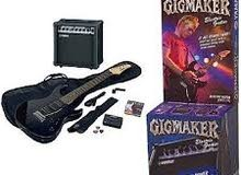 ERG121 Yamaha Electric Guitar Set (Brand New - Never Used)