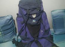 حقيبة التخييم 60 L