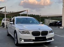 BMW 730LI 2013
