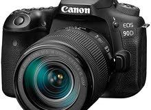 كانون 90 دي  Canon 90D