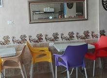 للبيع المستعجل مطعم (شاورما سناك فلافل)