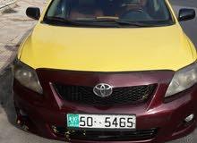 Toyota Corolla 2009 - Used