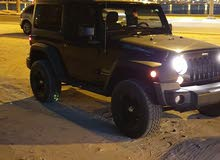 jeep wrangler 2014 in very good condition
