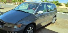 honda oddessy car with new engine in good  condition. transmission and AC is also very good .