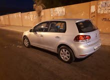 Silver Volkswagen Golf 2010 for sale