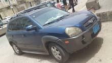 هونداي توسان 2005 سياره كرت للبيع