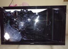 شاشات سوني مكسوره