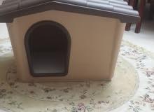 بيت يصلح للقطط والكلاب غير مستعمل